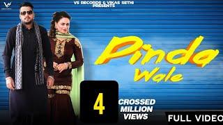 Pinda Wale | Full Hd Video | Damanpreet & Gurlez Akhtar | Music Empire | New Punjabi Video 2019