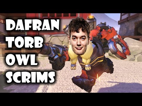 Dafran #1 Torb in Overwatch League - Overwatch MOST VIEWED Twitch Clips of the Week #2