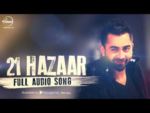 21 Hazaar Full Audio Song  Sharry Mann  Punjabi Song Collection  Speed Records