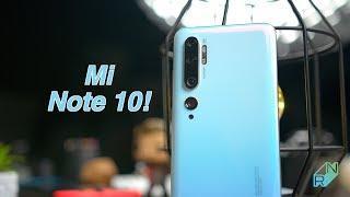 Xiaomi Mi Note 10 - 108 Mpix - faktycznie najlepszy aparat na rynku?! | Robert Nawrowski