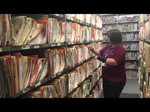 Inside Our Health Records Department Lincoln County Hospital