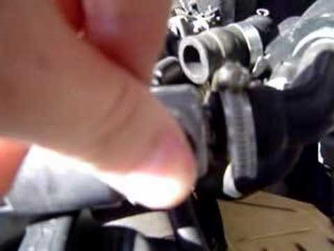 VW Golf MK3 ISV Problem