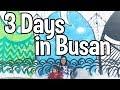 🇰🇷Seoul to Busan | Busan Travel Guide (South Korea travel) | 부산여행ㅎ