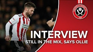 Still in the mix, says Ollie Norwood