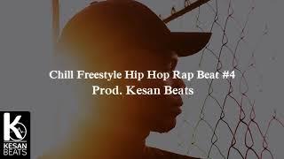 Chill Freestyle Hip Hop Rap Beat Instrumental #4