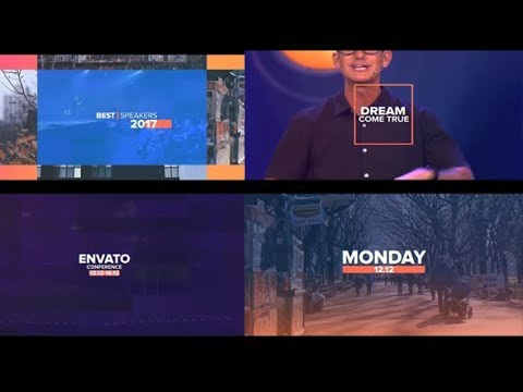 Event Promo - After Effects template - 동영상