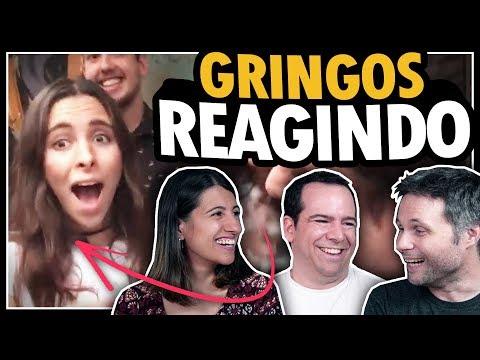 REAÇÃO DOS GRINGOS QUANDO ELE FALA 26 LÍNGUAS
