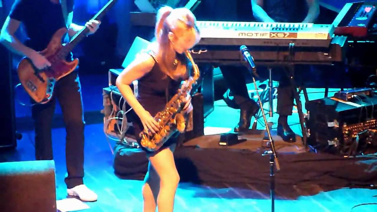Candy Dulfer Pick Up The Pieces Part 1 Tivoli