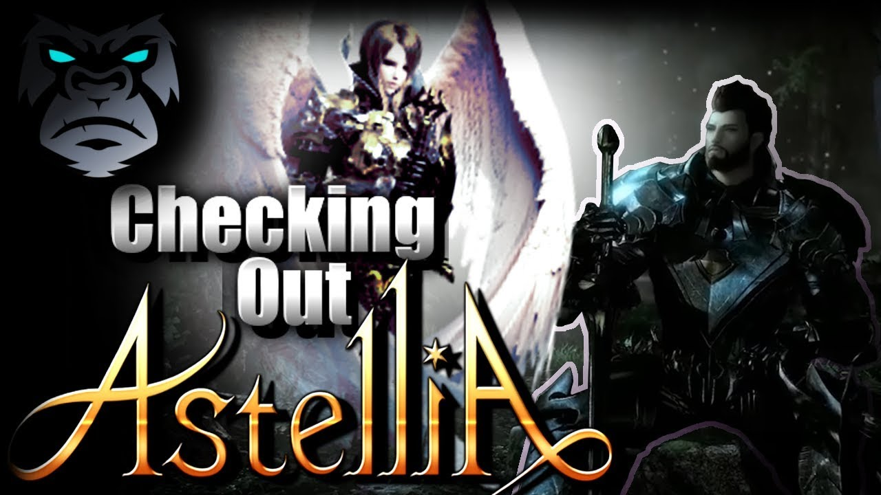 New Mmorpgs 2020.Trying Out Astellia Online New Mmorpg 2019 2020 Dungeons Group Content Raids Sponsored
