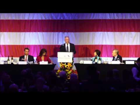 General Jim Mattis awarded Washington Policy Center's 'Champion of Freedom'