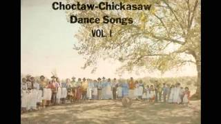 Choctaw-Chickasaw Jump Dance with A. Sampson