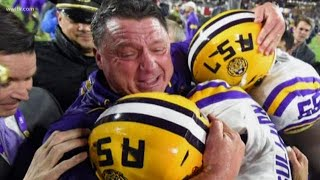 'Just to see somebody like him — a down-the-bayou coach — work his way all the way up ... is just am