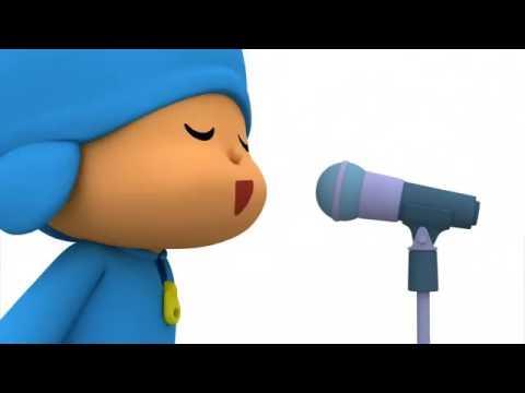 Pocoyo cantando tu y yo de adexe y nau #naudexers