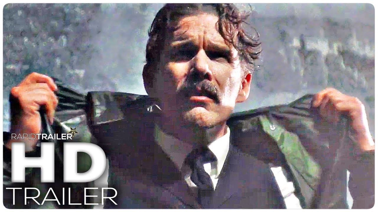 TESLA Official Trailer (2020) Ethan Hawke, Drama Movie HD