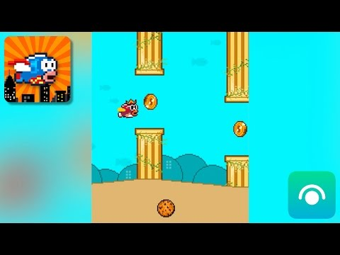 Splashy Fish - Gameplay Trailer (iOS, Android)