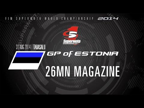 SMWC 2014 - Round 6: GP of Estonia, Tabasalu - 26mn MAGAZINE - Supermoto