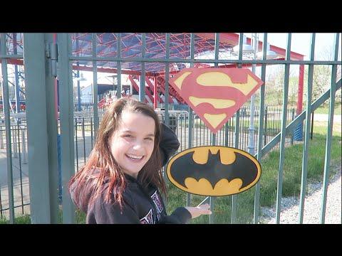 Batman VS Superman: The Rides (WK 273.4) |...