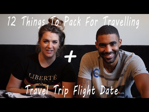 Top 12 Things To Take Travelling Asia + Travel Plan Date