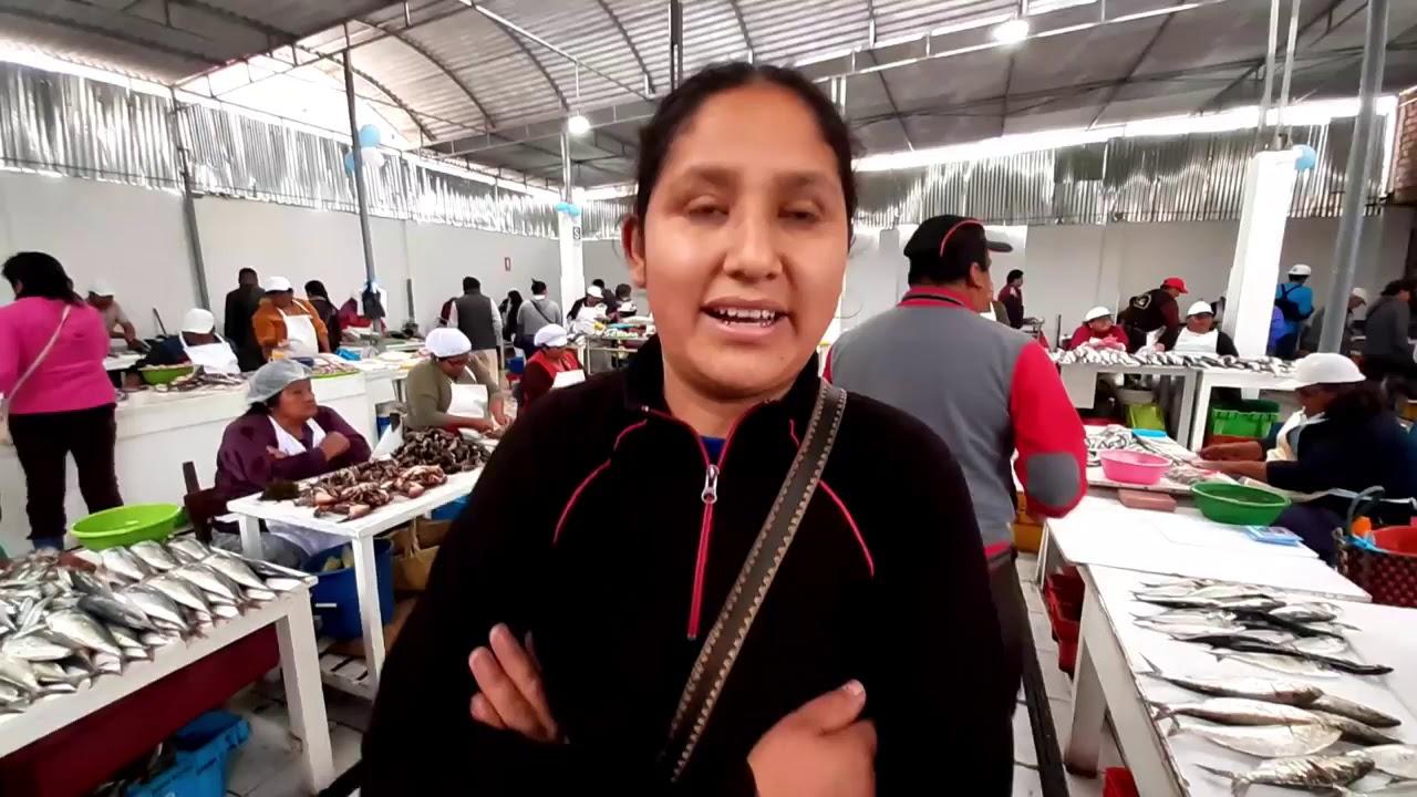 ¡NO COMPRES EN LA CALLE!: CUIDA TU SALUD Y SEGURIDAD... VEN AL MERCADO JUAN BARRETO