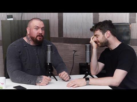 THE HOUSEMATE HAS A GUN - True Geordie Podcast #32 - 동영상