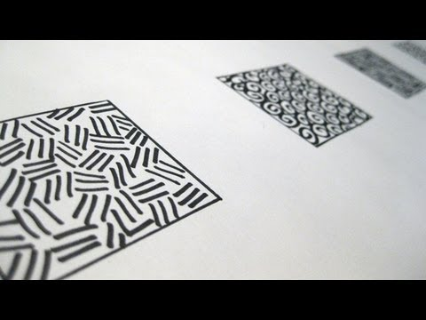 How To Draw 4 Cool Patterns Youtube