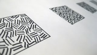 How to Draw 4 Cool Patterns
