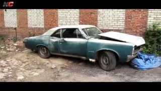 В гостях у V8 Garage / Nice-Car.Ru