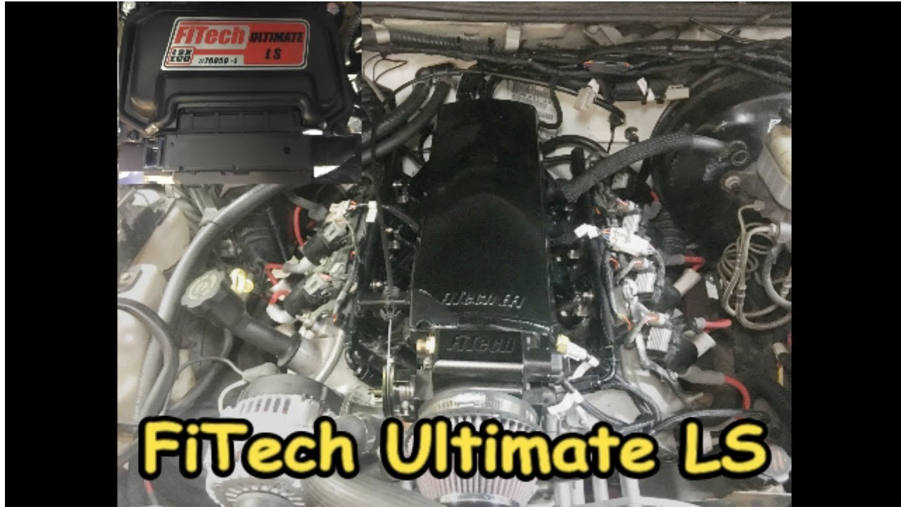 FiTech Ultimate LS EFI Review and Tips LSX S10