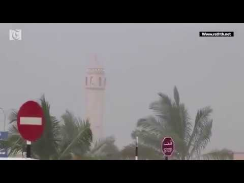 Heavy rains and strong gale lash out across Salalah