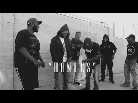 Prentice - HOMIES (Official Music Video)