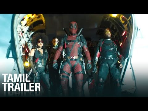 Deadpool 2 | Tamil Trailer | Fox Star India | May 18
