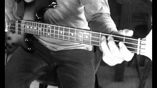 The Byrds - Eight Miles High - Bass Cover
