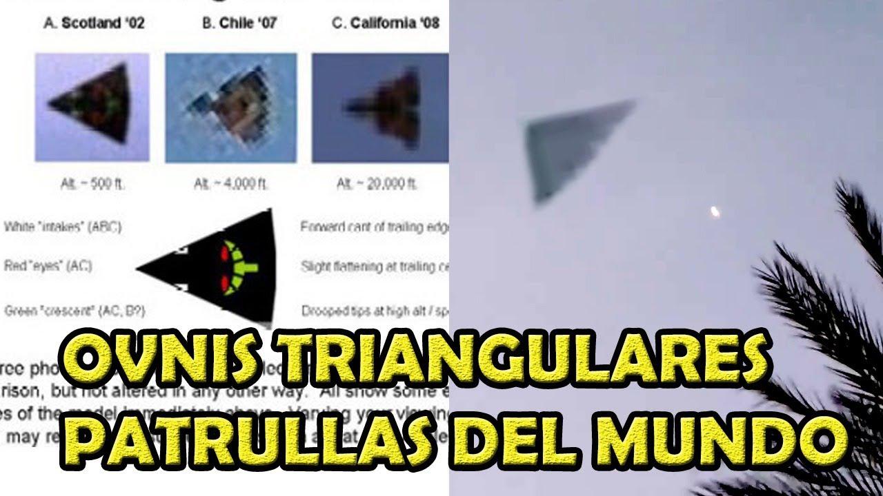 OVNIS TRIANGULARES PATRULLAN EL PLANETA EN ARGENTINA Y EUA- OVNI estrellado en Vietnam