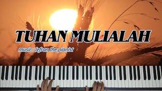 Download Mp3 Lagu Rohani - Tuhan Mulialah  Maria Shandi/ Ir. Niko Njotorahardjo  - Piano Inst
