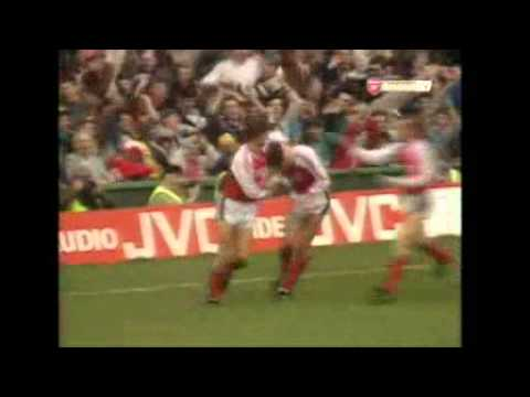 Arsenal Season Review 1988-89