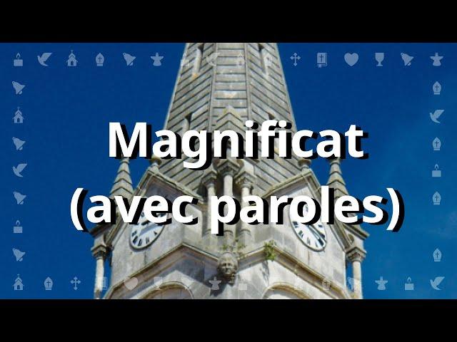 Jean-Claude Gianadda - Magnificat | Chant catholique avec paroles pour le Carême
