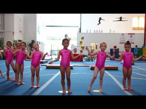 Lexi Tamayo - Gala 2015 - Leading Edge Gymnastics Part 1