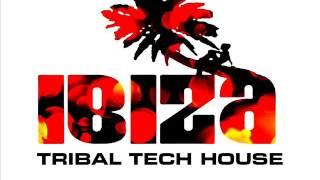 Ibiza tribal tech house club mix april 2017