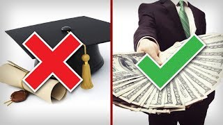 7 SUCCESS Secrets (Hint: It's NOT College!) Double Your Pay Without Degree