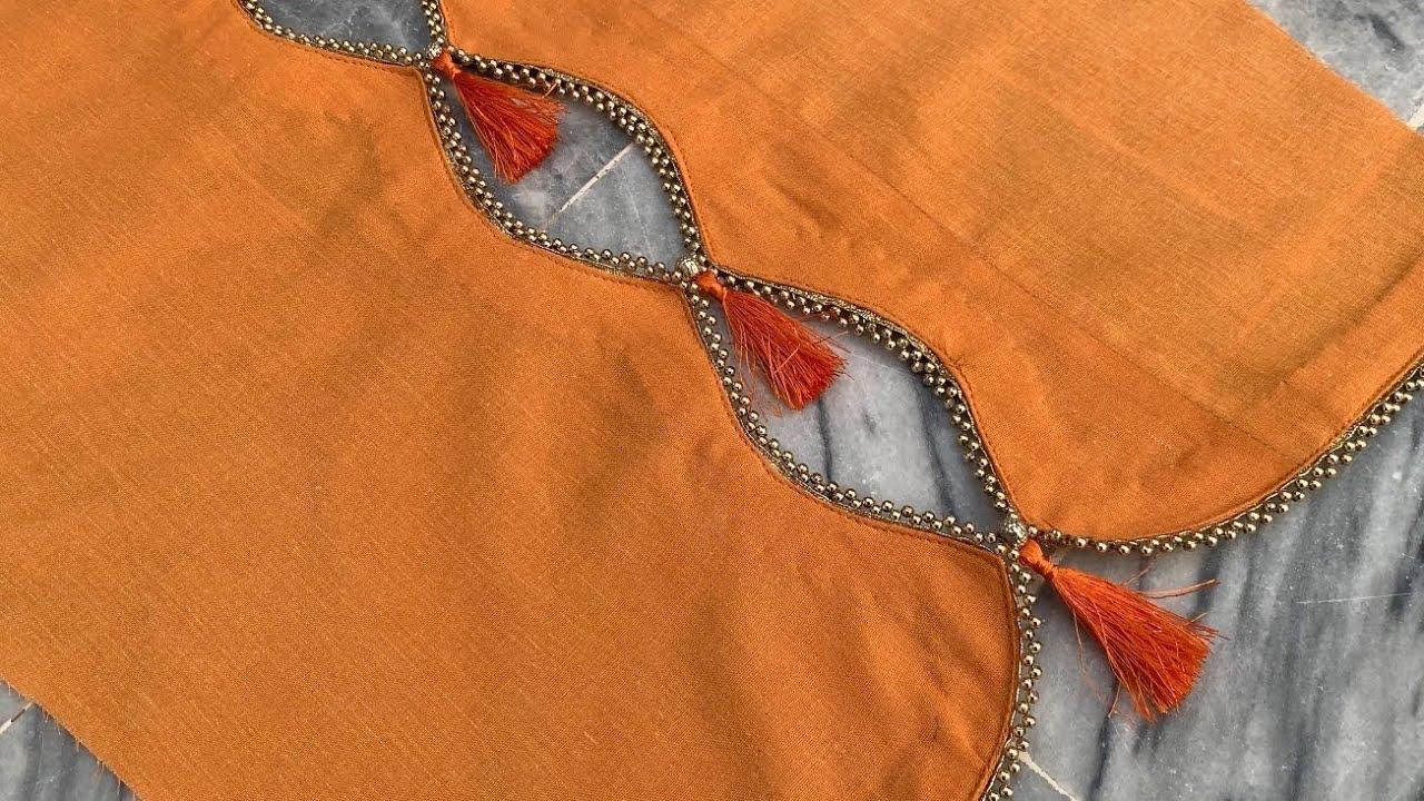 New beautiful sleeve design / 2020 sleeve design | The Latest Design