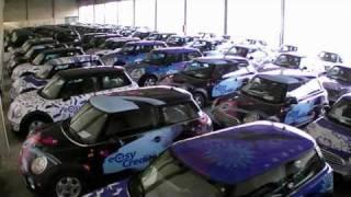 80x Mini one full Car-Wrap