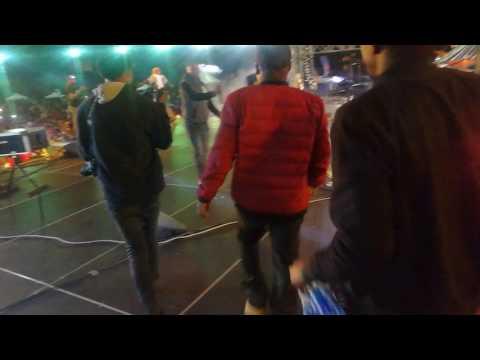 KINNAH 2017 LIVE at ANTHONY B ZIMBABWE (Glamis Arena)