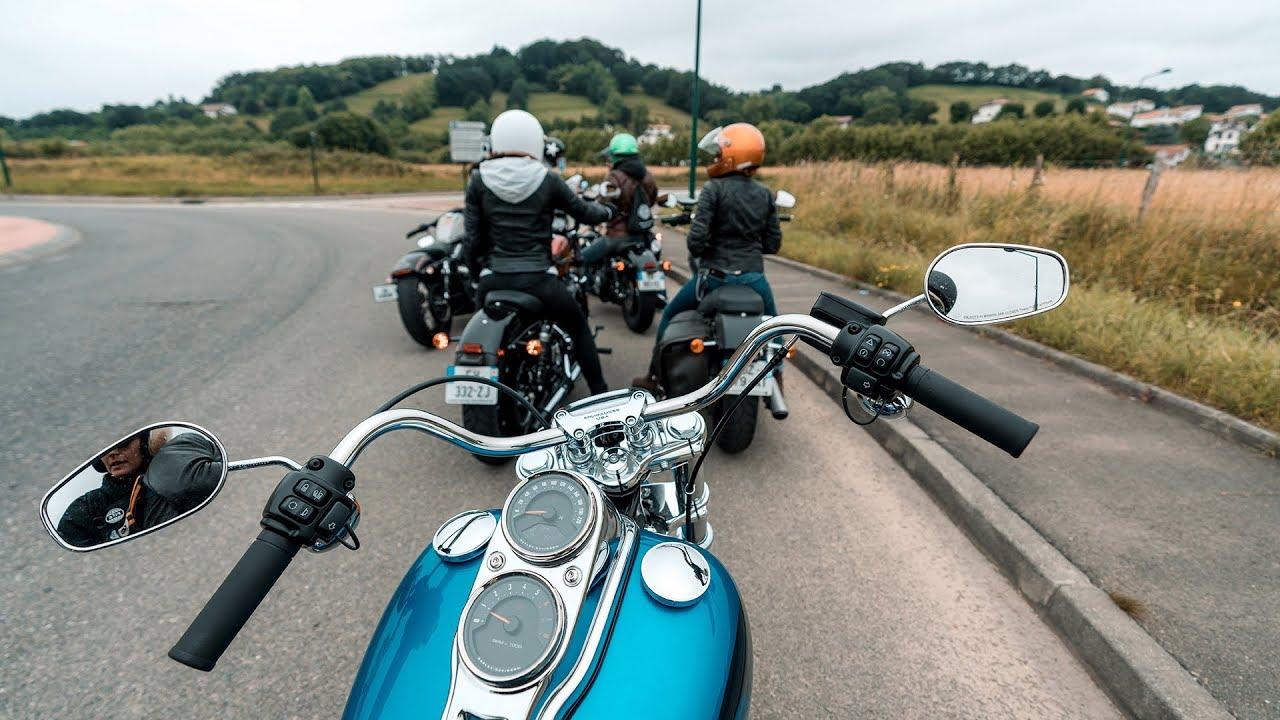 rencontre moto biarritz)