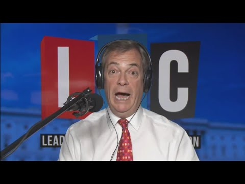 The Nigel Farage Show: Is political correctness killing Londoners? LBC - 5th April 2018