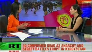Revolution in Kyrgyzstan?
