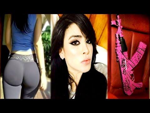 Sexy Female Gangster | Claudia Ochoa Félix