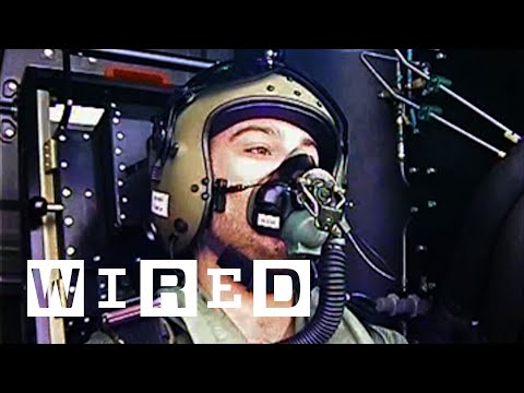 The RAF's new pilot training rig will spin you until you vomit
