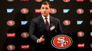 49ers CEO Jed York's Jan. 2 Press Conference