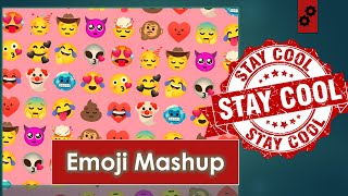 How to Create Emoji Mash Ups Using Gboard?   Emoji Kitchen 😍 screenshot 2