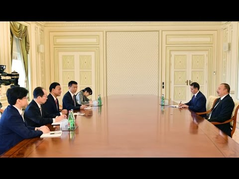 President Ilham Aliyev received Japan`s Parliamentary Vice-Minister for Foreign Affairs